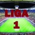 Liga 1: Programul, arbitrii si televizarile de luni