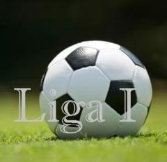 Liga 1: Programul complet al meciurilor din etapa a zecea
