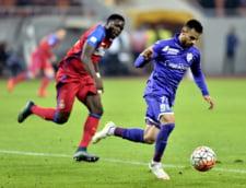 Liga 1: Steaua, victorie de moral in deplasare la Poli Timisoara
