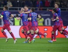 Liga 1: Steaua invinge clar FC Brasov si e aproape campioana (Video)