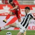 Liga 1, play-out: UTA a dat lovitura pe terenul Astrei. Finalul de meci a fost dramatic