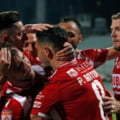 """Liga 1, play-out: a cincea victorie la rand pentru Dinamo. """"Cainii"""" n-au scapat inca de retrogradare si spera la cupele europene"""