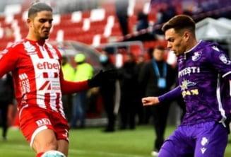 Liga 1, play-out: meci spectaculos intre FC Arges si UTA. Ambele echipe se mentin in fruntea clasamentului
