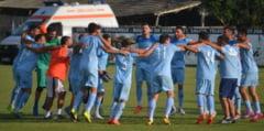Liga 3 / Vointa Turnu Magurele a invins pe FC Aninoasa si ramane la varful clasamentului