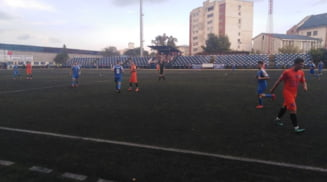 Liga 3: Otelul Galati 3-0 FC II Botosani