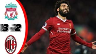 Liga Campionilor: Liverpool in dificultate pe Anfield