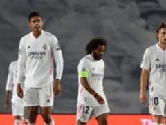 Liga Campionilor: Real Madrid, invinsa a doua oara de Sahtior Donetk. Campioana Spaniei risca eliminarea