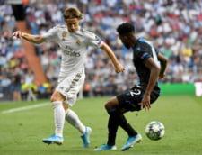 Liga Campionilor: Real Madrid face inca un pas gresit