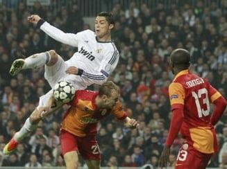 Liga Campionilor: Real Madrid merge in semifinale dupa o infrangere rusinoasa (Video)