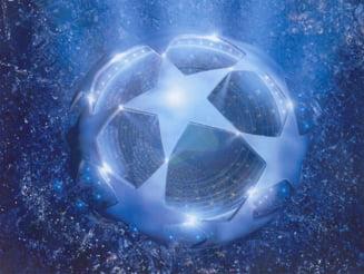 Liga Campionilor: Rezultatele inregistrate marti si clasamentele