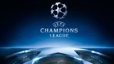 Liga Campionilor: Rezultatele inregistrate miercuri seara