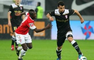Liga I: Astra bate Dinamo la limita, dupa un meci cu de toate