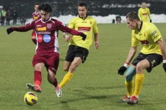 Liga I: CFR aduna chinuit inca o victorie, la Piatra Neamt