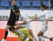 Liga I: Gloria Bistrita - FC Brasov 1-0