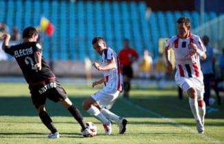 Liga I: Grigoras isi invinge fosta echipa