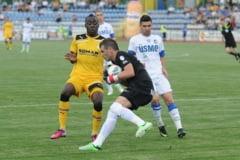 Liga I: Pandurii Targu Jiu au trecut usor de FC Brasov