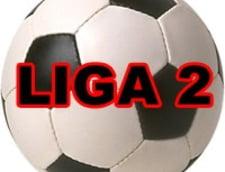 Liga II: Rezultatele inregistrate sambata