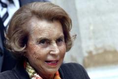 Liliane Bettencourt, mostenitoarea L'Oreal, nu e capabila sa isi gestioneze averea
