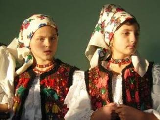 Limba romana, limba oficiala intr-un sat din Ucraina