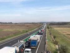 Limita maxima de viteza de pe autostrada ar putea fi modificata. Ministerul Transporturilor cere ca soferii sa fie lasati sa circule mai tare