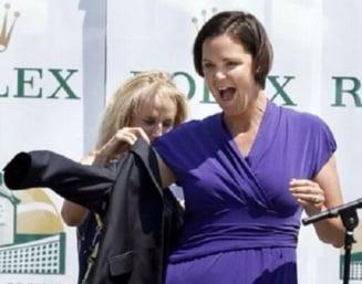 Lindsay Davenport, dezamagita de situatia actuala din tenisul feminin: Ce spera de la Simona Halep