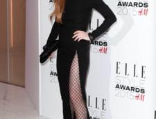 Lindsay Lohan petrecere Elle