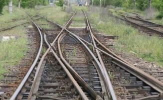 Linia directa dintre Bucuresti si Giurgiu, refacuta pe calea ferata