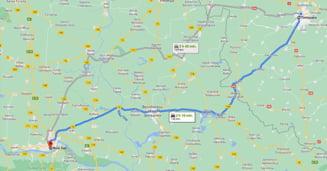 Linie de autobuz intre Timisoara si Novi Sad