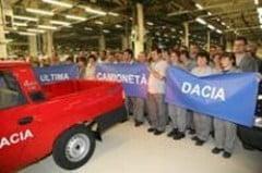 Liniste de zeci de milioane de euro la Uzina Dacia