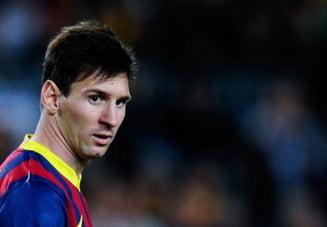 Lionel Messi, despre transferul sau la alta echipa