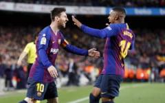Lionel Messi, in urmarirea unui record special in fotbalul european, detinut si de Marius Lacatus