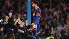 Lionel Messi, primul jucator cu un salariu de peste 1 milion de euro pe saptamana - presa