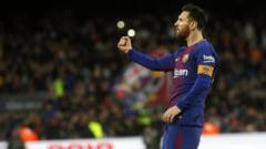 Lionel Messi a facut din nou spectacol in Primera Division