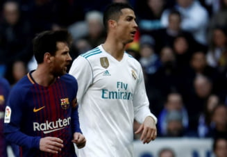 Lionel Messi si Cristiano Ronaldo isi disputa un alt premiu prestigios: Anuntul facut joi de UEFA