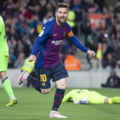 Lionel Messi termina en-fanfare sezonul din La Liga, cu alte doua goluri marcate. Ce recorduri a mai doborat