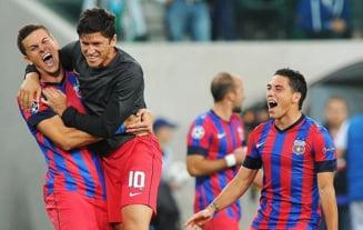 Lista adversarilor posibili pentru Steaua in grupele Ligii Campionilor