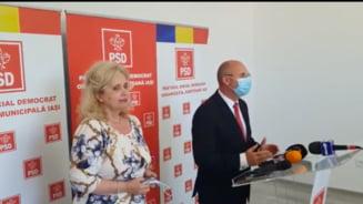 Lista candidatilor PSD Iasi la parlamentare schimbata radical de Ciolacu