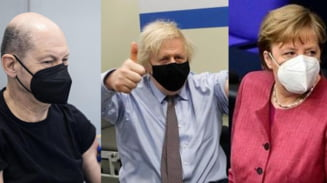 """Lista celor sapte lideri politici din Europa care s-au vaccinat cu AstraZeneca. """"Ma bucur ca mi-a fost administrata prima doza"""""""