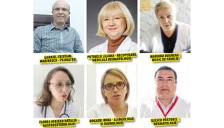 Lista completa. 92 medici argeseni sponsorizati cu 595.400 lei de gigantii farma Recomandat