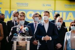 """Lista completa a candidatilor PNL la alegerile parlamentare. Orban: Intram in campanie sub sloganul simplu """"Dezvoltam Romania"""""""