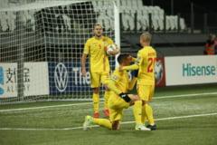 Lista convocarilor preliminare la nationala Romaniei: Surprizele lui Contra pentru meciurile cu Suedia si Spania