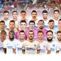 Lista cu cei 22 de jucatori trimisa de FCSB la UEFA pentru dubla cu Viiktoria Plzen