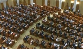 Lista cu modificarile la Codul Penal a disparut de pe siteul Camerei Deputatilor