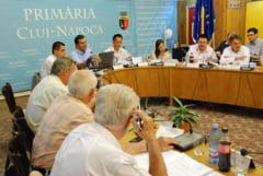 Lista cu prioritatile pentru ANL, afisata de Primarie