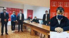 Lista facuta cu mana presedintelui Radulescu. Candidatii si locurile PSD Valcea la parlamentare