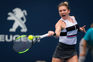 Lista favoritelor la castigarea turneului de la Miami: Ce pozitii ocupa Simona Halep si Bianca Andreescu