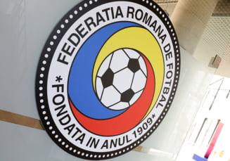 Lista finala a candidatilor la alegerile pentru presedintia FRF: Un dosar a fost respins!