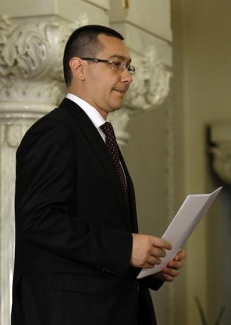 Lista ministrilor din Guvernul Ponta - vezi toate numele vehiculate