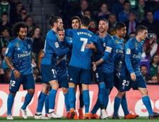 Lista neagra de la Real Madrid: Sapte jucatori sunt pe ea