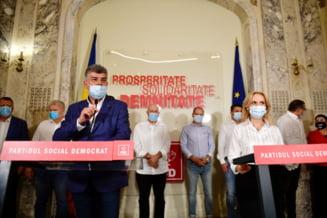 Lista parlamentarilor PSD care si-au votat pensii speciale, iar acum viseaza la un nou mandat. Marcel Ciolacu, unul dintre ei